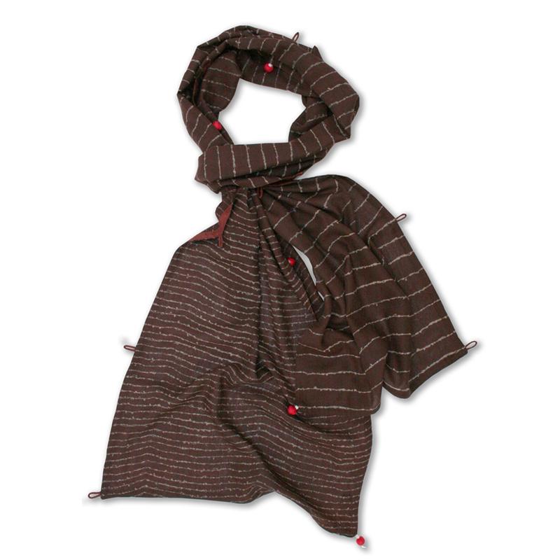 Fine Wool Scarf Islington