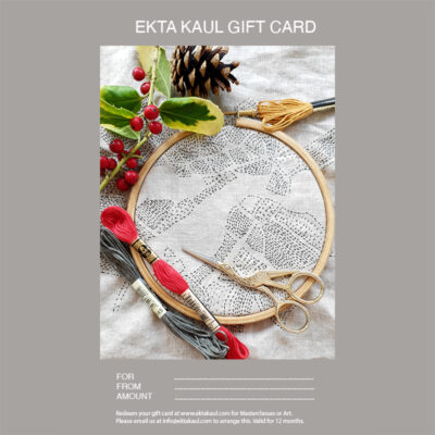 Ekta Kaul Gift Card