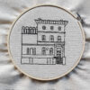 Architectural Embroidery