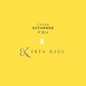 Ekta Kaul artist residency at China Exchange