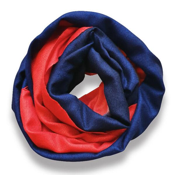 Handwoven Cashmere scarf Kensington